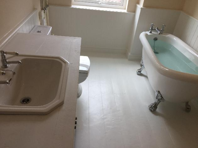 Converting a bedroom in kings heath into a bathroom